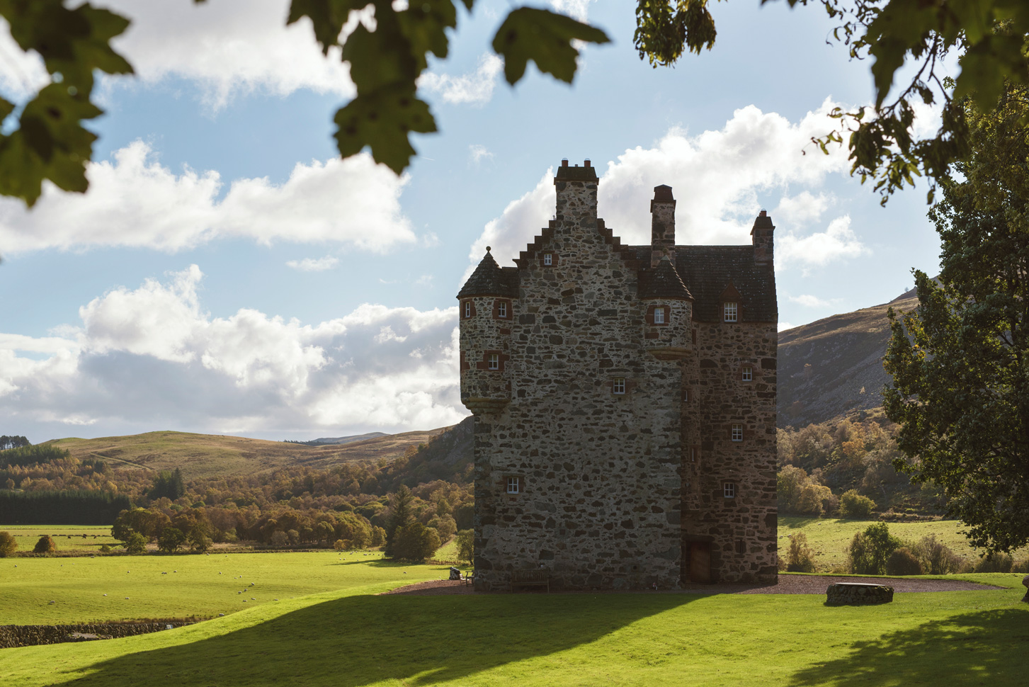 Luxury Scottish Castle to rent