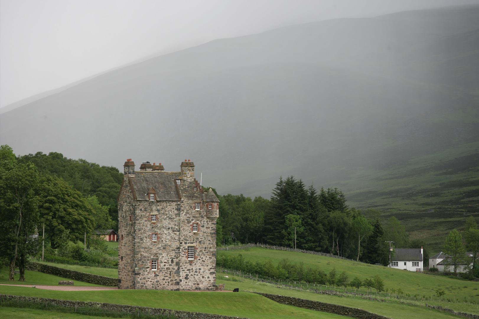 Luxury Scottish Castle to hire in Angus
