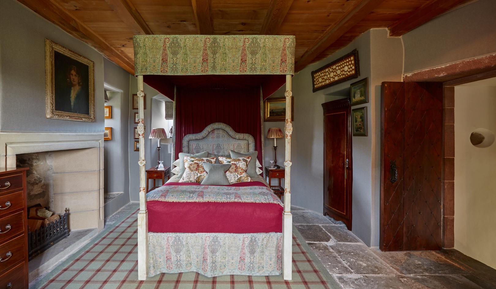 Highlands castle to rent